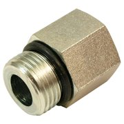 Apache 39039062 .50 in. Male O-Ring x .37 in. Female O-Ring, Hydraulic Adapter