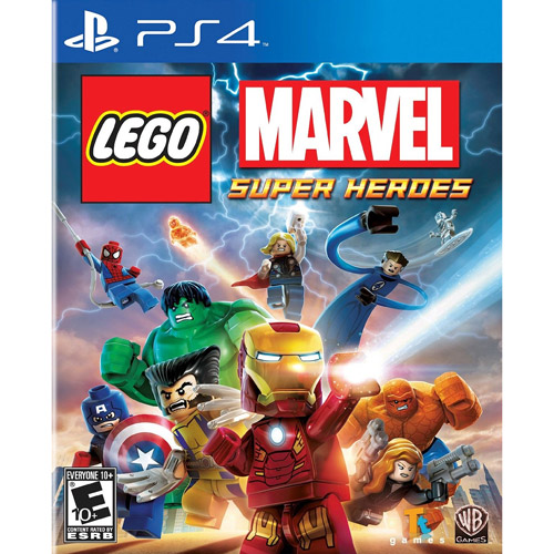 marvel lego on ps4
