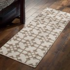 Mainstays Taza Nylon Rug Multi Color 1 6 Quot X 2 6