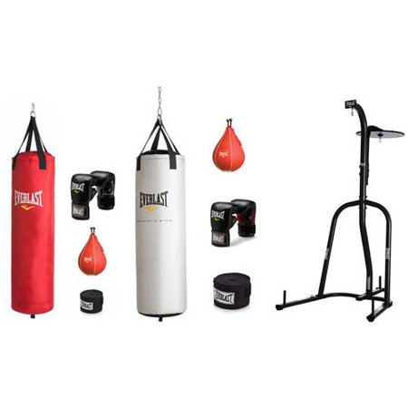 everlast heavy bag stand manual