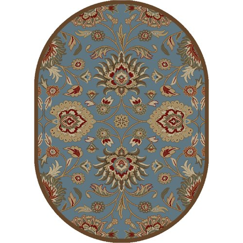Mayberry Rug Timeless Blue Viola Area Rug