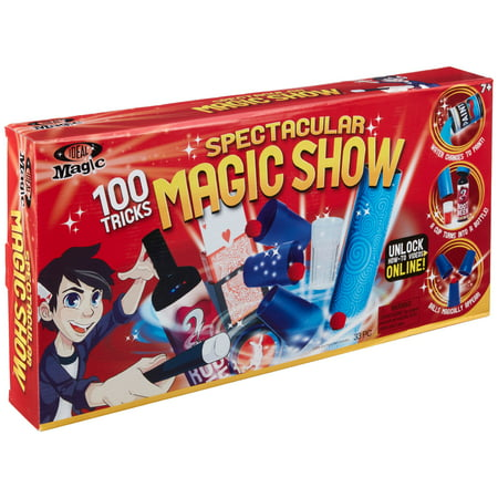 Spectacular Magic - Ideal Magic Spectacular Magic Show Set