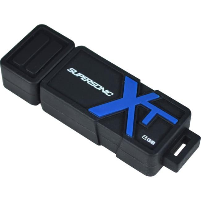 Patriot Memory Supersonic Boost XT 8GB USB 3.0 Flash Drive
