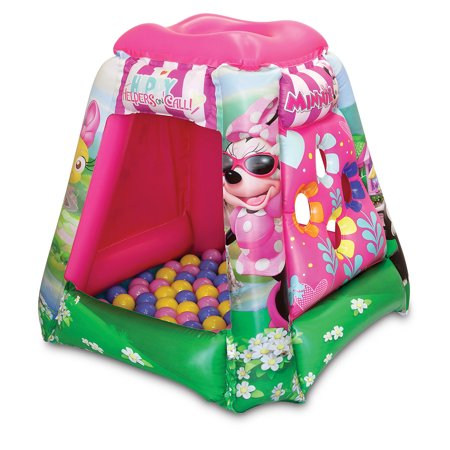 Disney Minnie Mouse Playland Ballpit with 20 Balls