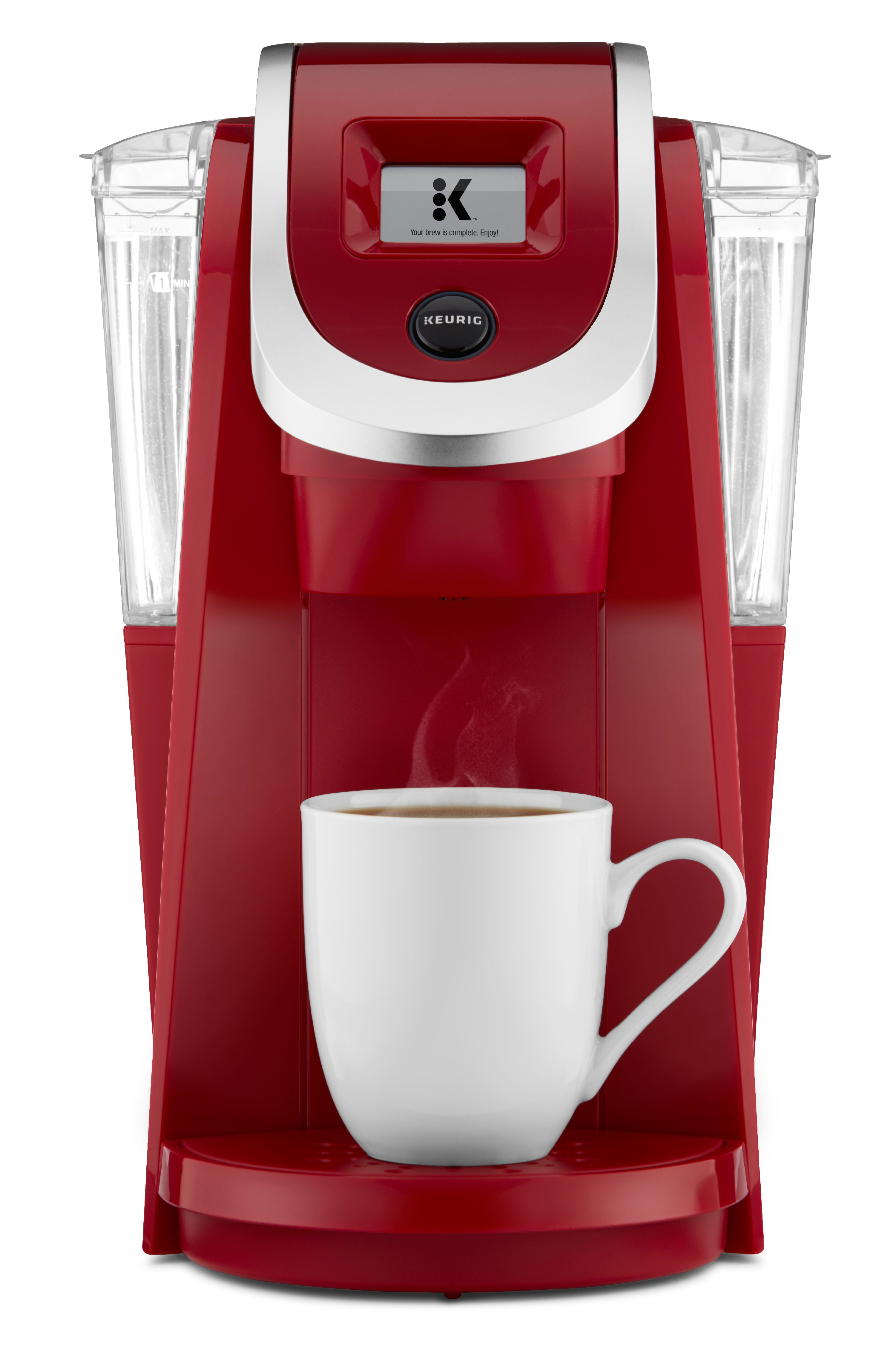 Keurig K250 Single Serve Imperial Red K Cup Pod Coffee Maker 1 Each