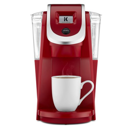 Keurig K200 Single Serve Imperial Red K-Cup Pod Coffee Maker
