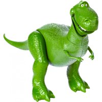 Disney Pixar Toy Story Rex Figure with Movie-Inspired Details