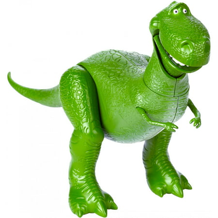Disney Pixar Toy Story Rex Figure with Movie-Inspired Details (Toy Story 3 Birthday)