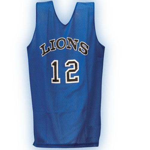 Alleson Reversible Mesh Basketball Jersey - Youth