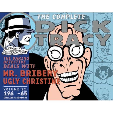 Complete Chester Gould's Dick Tracy Volume 22 (Dick Tracy Fancy Dress)