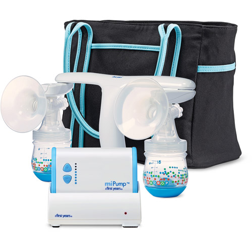 The First Years Breastflow MiPump Double