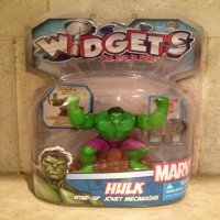 Marvel Widgets Hulk Wind-Up Action Figure