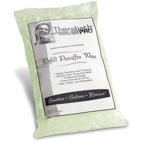 Therabath - Professional Refill Paraffin-6lbs-Cucumber Melon with Thyme