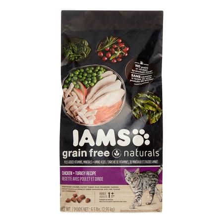 Iams Grain Free Naturals Walmart