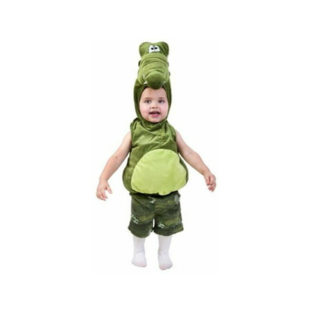 Diy Crocodile Costume (Infant Crocodile Costume)