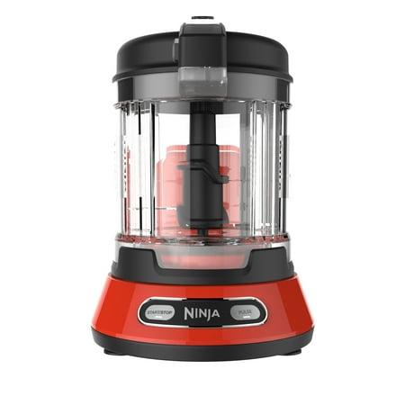 Ninja Precision Processor - Red (NN300R) (Blue Food Processor)