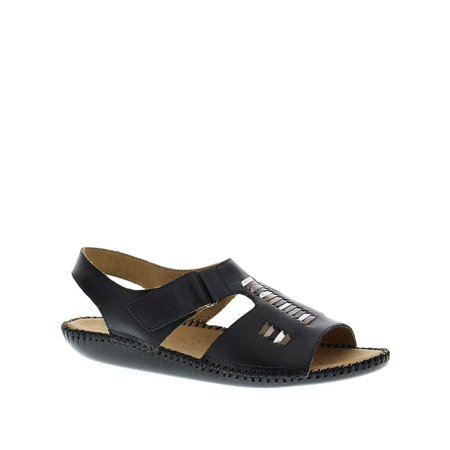 Auditions Womens Spirit Open Toe Casual Sport Sandals  Black  Size 5.5 - image 1 of 1