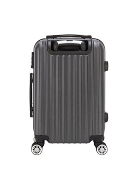 "Ktaxon 20"" Hardshell Travel Bag Lightweight Carry-on Spinner Luggage Suitcase w/Lock"