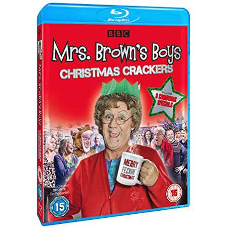 Mrs Brown's Boys: Christmas Crackers (2011) [ Blu-Ray, Reg.A/B/C Import - United Kingdom ] - Rays Party Store