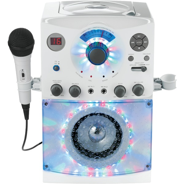 The-Singing-Machine-SML-385W-Disco-Light-Karaoke-System