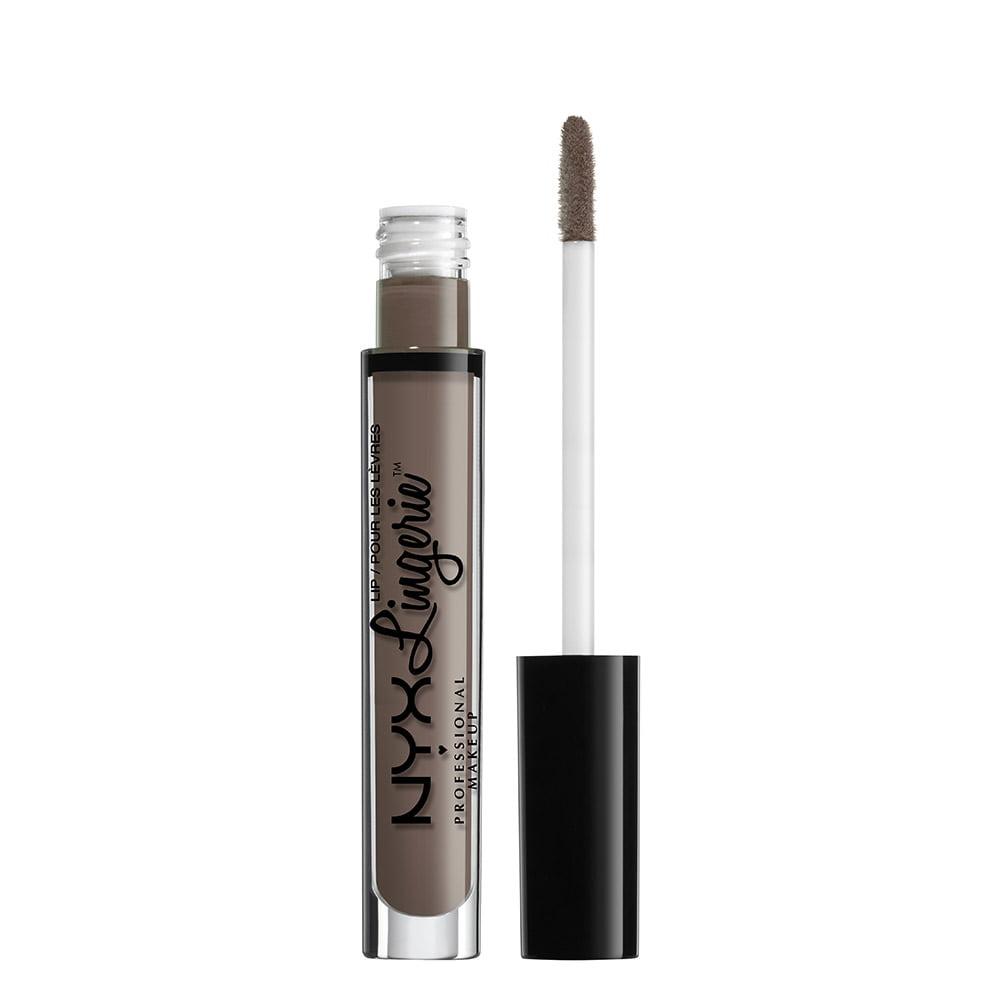NYX Professional® Makeup Lip Lingerie Lipstick Scandalous - 0.13 fl oz