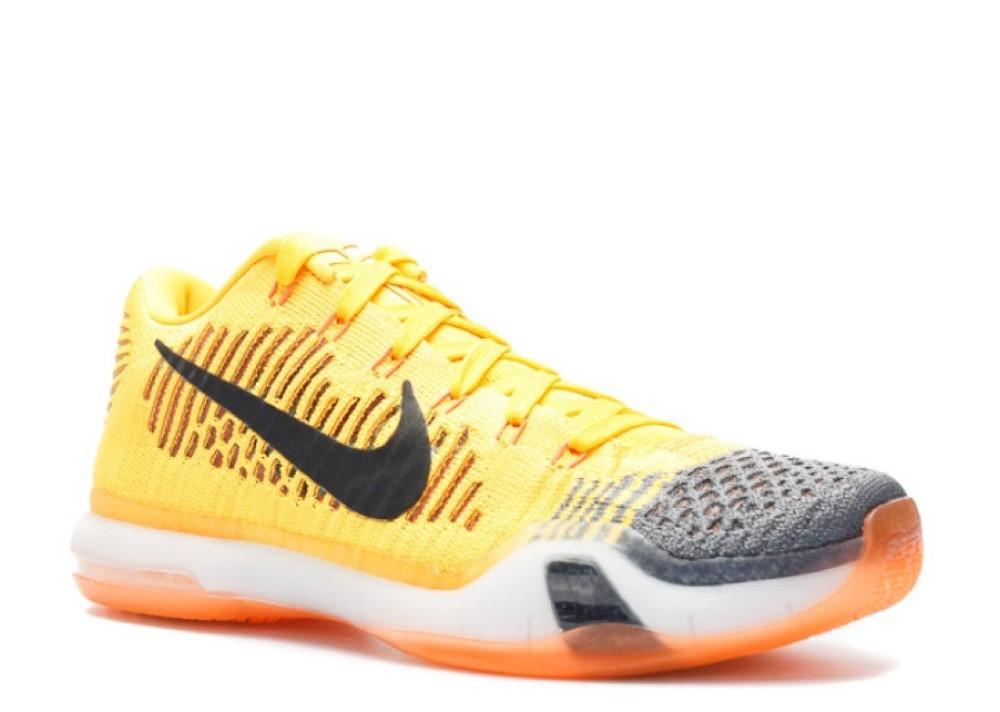 551bde0cc0d8 Nike - Men - Kobe 10 Elite Low  Chester  - 747212-818 - Size 9