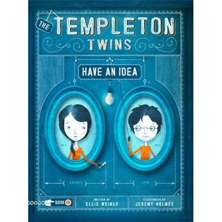 The Templeton Twins Have an Idea : Book One - Twins Costume Ideas