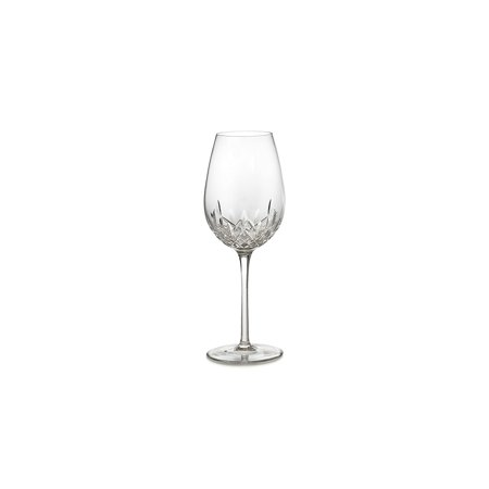 Crystal Lismore Essence Red Wine Goblet One Size Clear, Fast