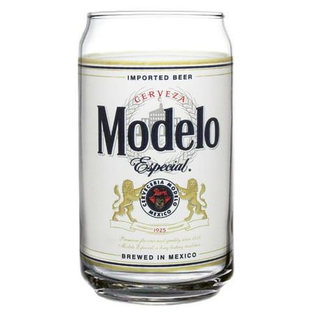 Modelo Especial Beer Can Pint Glass (Modelo Speichern)