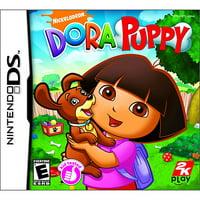 Dora the Explorer: Dora Puppy - Nintendo DS