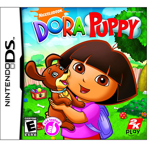 Dora the Explorer: Dora Puppy (DS)