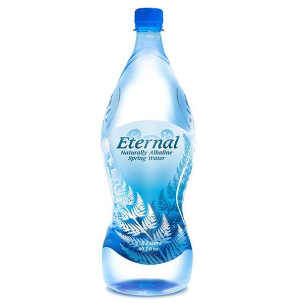 Eternal Naturally Alkaline Spring Water, 50.7 Fl Oz by Eternal
