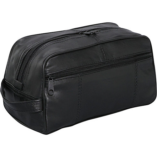 Bellino Leather Toiletry Kit