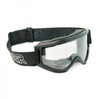 Raider MX Goggles - Black