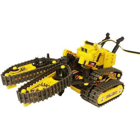 OWI Robots All-Terrain 3-in-1 Remote-Controlled Robot Kit