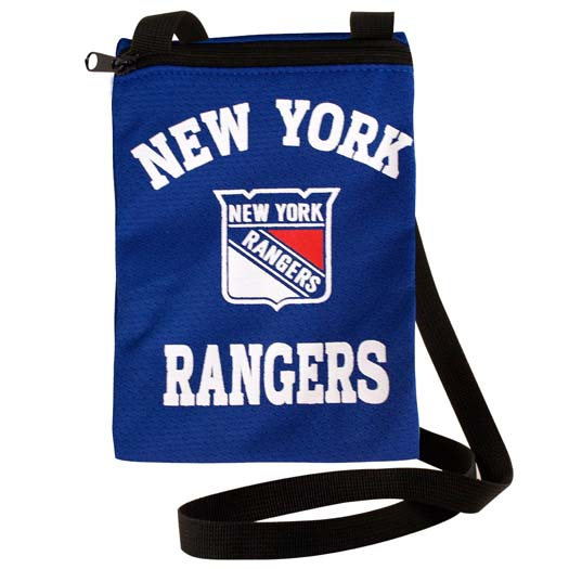 New York Rangers Game Day Valuables Pouch