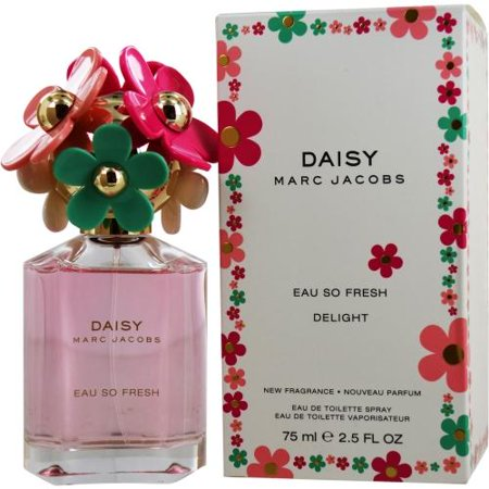 870a45d8caca Marc Jacobs - Daisy Eau So Fresh Delight Marc Jacobs 2.5 oz EDT Spray (Limited  Edition) Women - Walmart.com