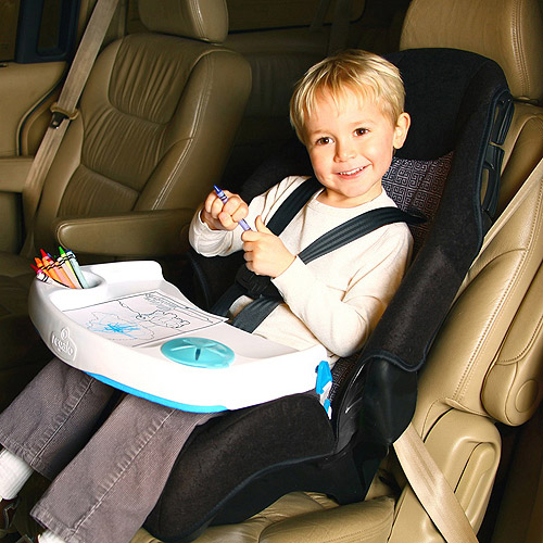 Child Playing Eating Tray for Car Seat Plane and Buggy Toddler Portable Travel K