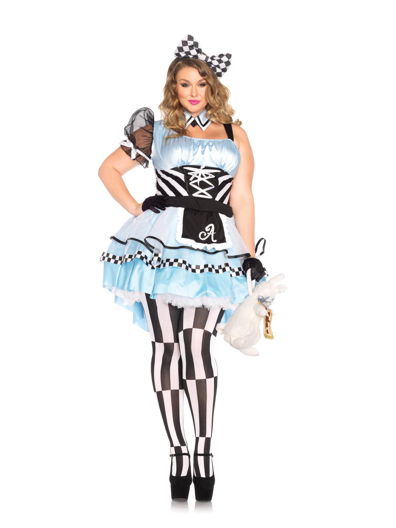 3c47eefd4 Alice in Wonderland Costumes - Walmart.com