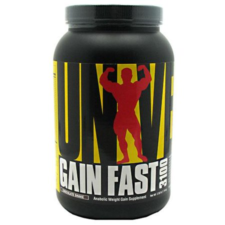 Universal Nutrition Gain rapide 3100, Shake Chocolate, 2,55 lbs