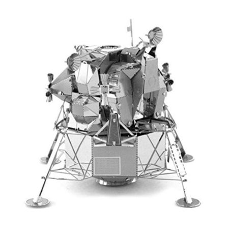 Fascinations Metal Earth 3D Laser Cut Model   Apollo Lunar Module