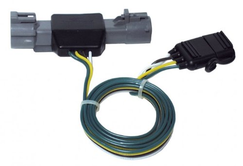 Vehicle To Hopkins 40125 Trailer Wiring Harness-Plug-In Simple R