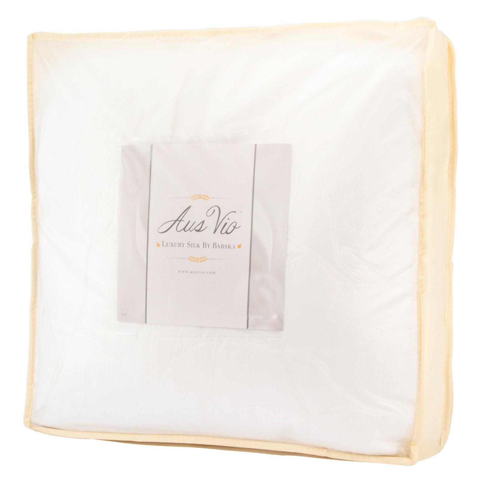 Aus Vio 100% Winter Silk Filled Comforter