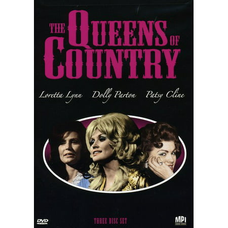 The Queens of Country (DVD)