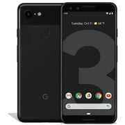Google Google Pixel 3 64GB Just Black (Unlocked) Refurbished Grade B