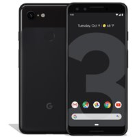 Google Google Pixel 3 64GB Just Black (Unlocked) Refurbished Grade B+