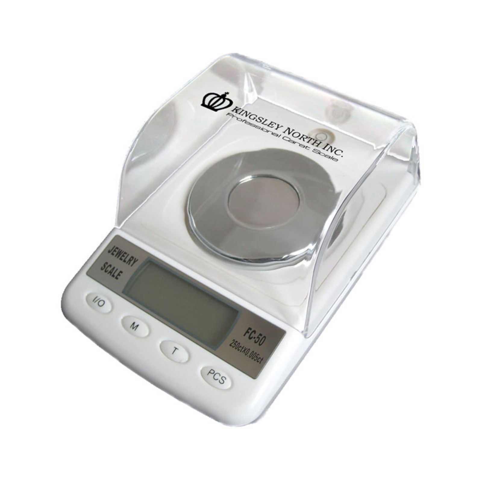 Kingsley North 250ct Carat Scale