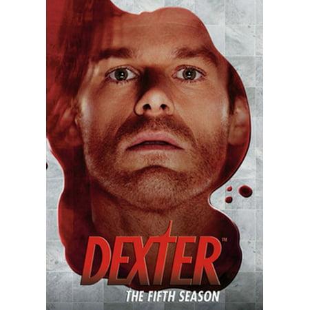 Dexter: The Fifth Season (DVD) ()