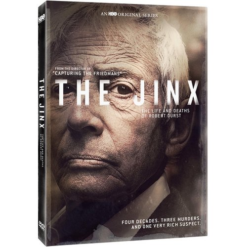The Jinx: The Life And Deaths Of Robert Durst (Widescreen)