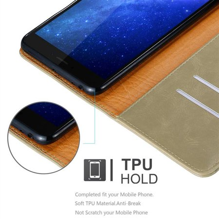 Cadorabo Case for Xiaomi Mi Max 2 cover - with Magnetic Closure, Stand Function and Card Slot - image 3 of 5